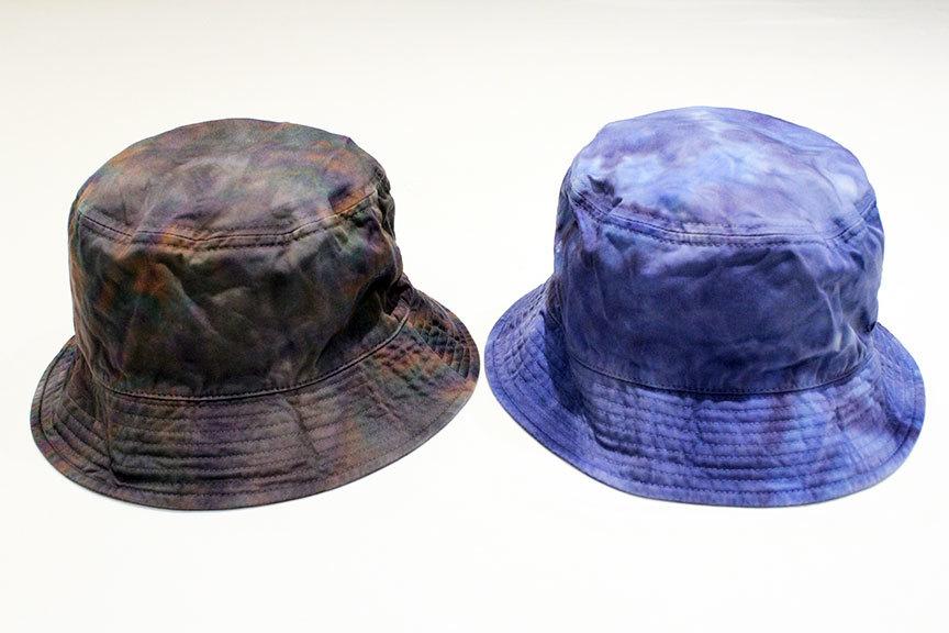 "INFIELDER DESIGN (インフィールダーデザイン) \"" Tie Dye2 Hat \""_b0122806_13304973.jpg"