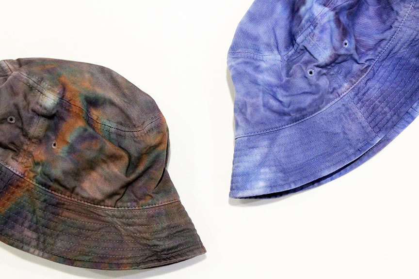 "INFIELDER DESIGN (インフィールダーデザイン) \"" Tie Dye2 Hat \""_b0122806_13305578.jpg"