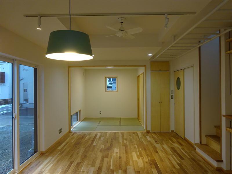 滝沢 穴口の家 完成写真!_f0105112_04530037.jpg