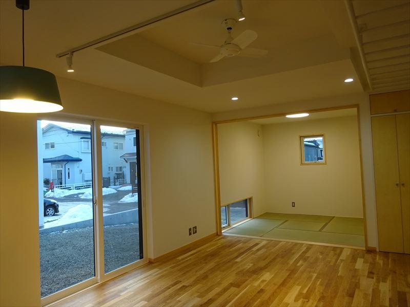 滝沢 穴口の家 完成写真!_f0105112_04593404.jpg