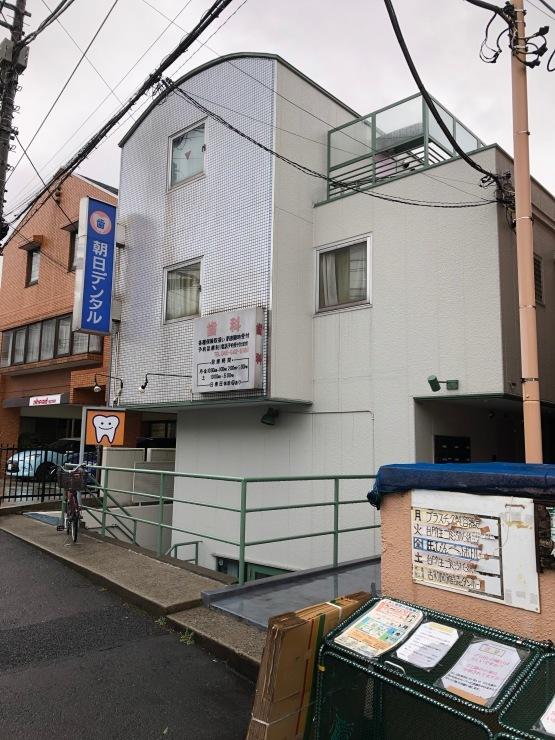 大倉山 20代で担当した集合住宅_b0074416_20253312.jpeg