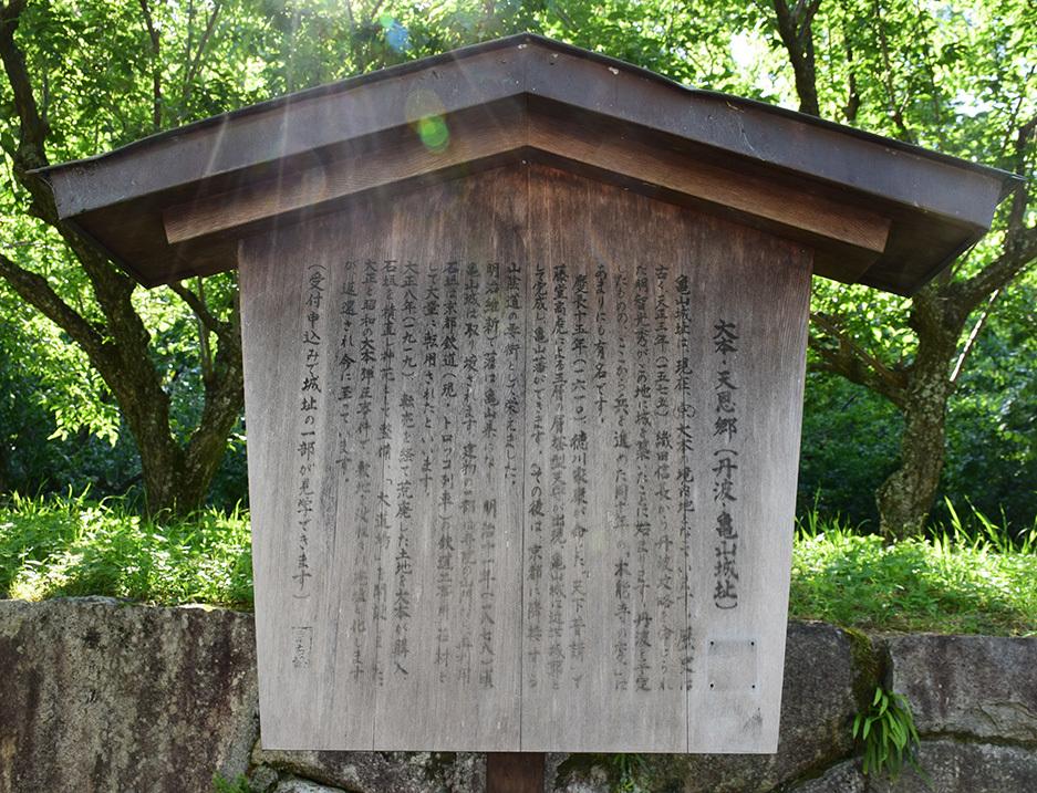 丹波亀山城を歩く。 その1 <大本・天恩郷>_e0158128_19290703.jpg