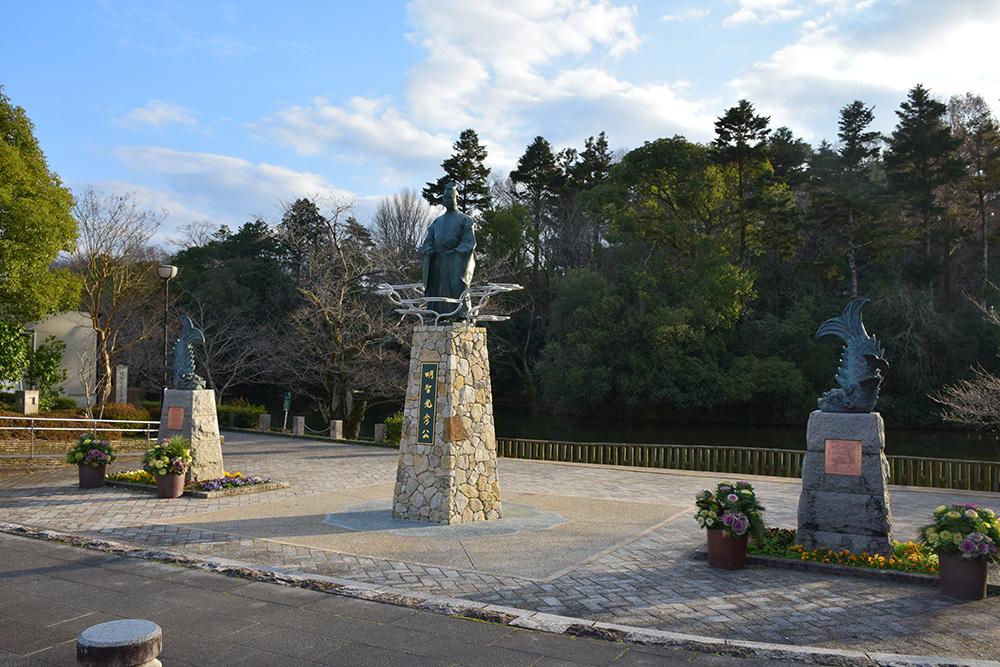 丹波亀山城を歩く。 その2 <南郷公園>_e0158128_19592343.jpg