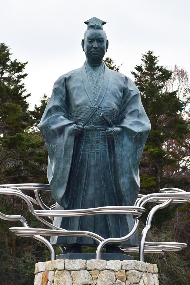 丹波亀山城を歩く。 その2 <南郷公園>_e0158128_20022316.jpg