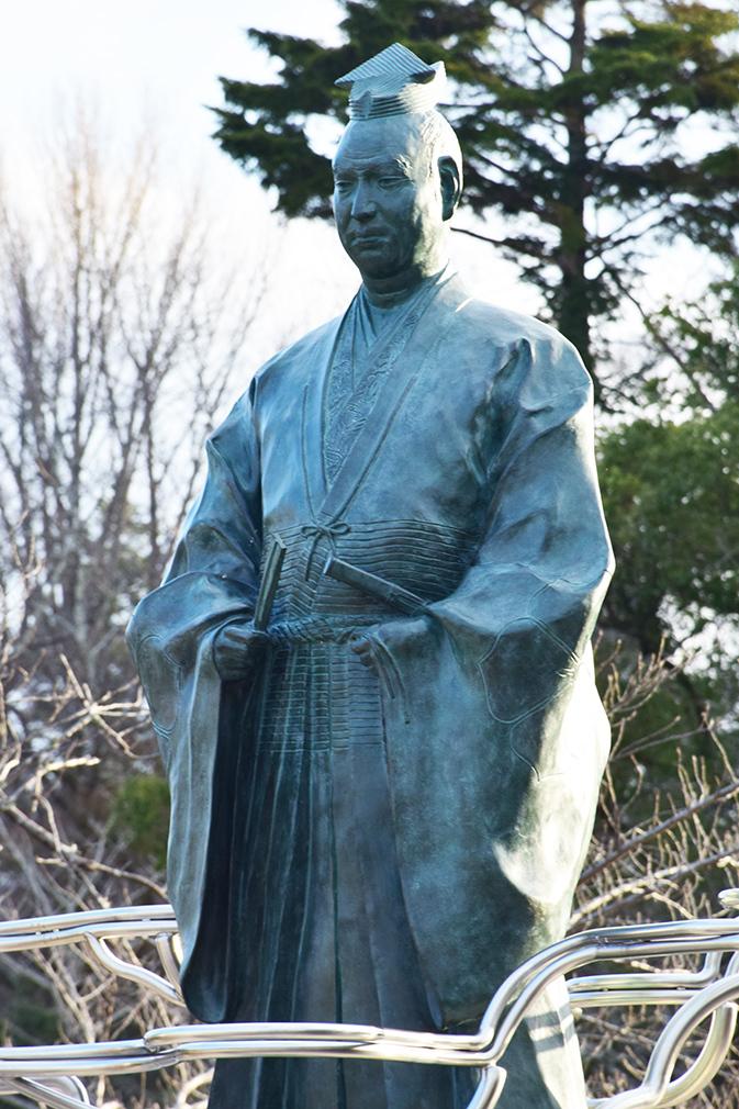 丹波亀山城を歩く。 その2 <南郷公園>_e0158128_20065500.jpg
