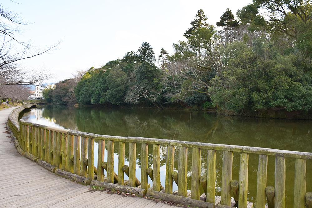 丹波亀山城を歩く。 その2 <南郷公園>_e0158128_20184885.jpg