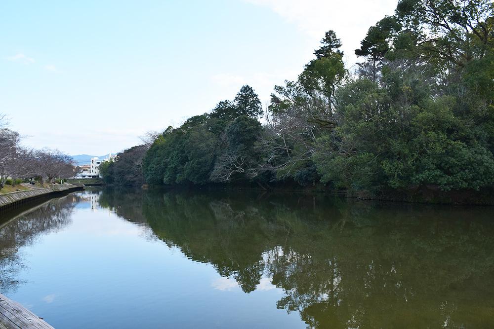 丹波亀山城を歩く。 その2 <南郷公園>_e0158128_20185048.jpg