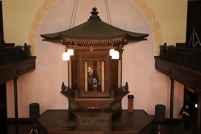 【求道会館】東大レトロ建築探訪 part 3_f0348831_18191032.jpg