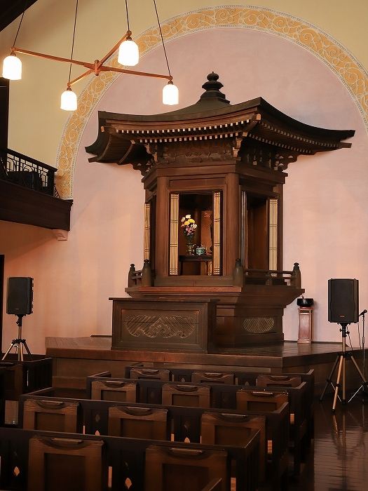 【求道会館】東大レトロ建築探訪 part 3_f0348831_18191037.jpg