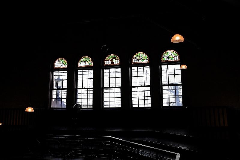 【求道会館】東大レトロ建築探訪 part 3_f0348831_18192337.jpg