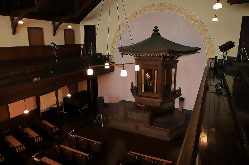 【求道会館】東大レトロ建築探訪 part 3_f0348831_18195184.jpg