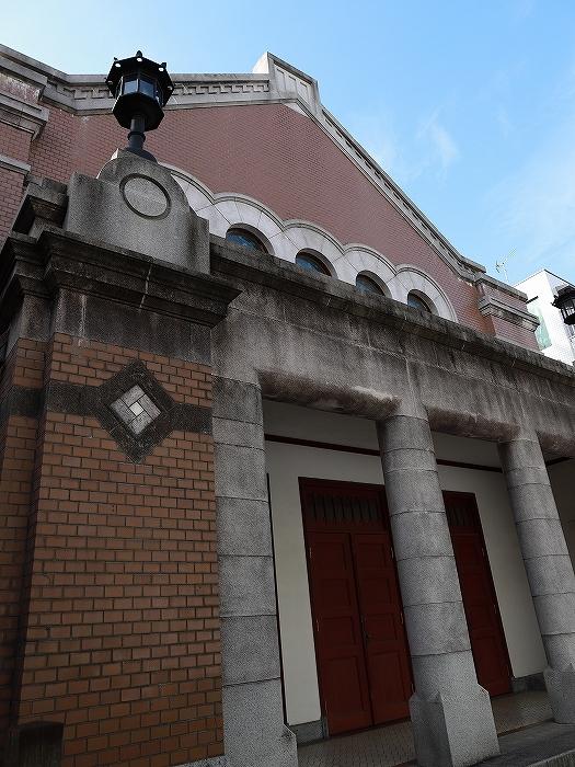 【求道会館】東大レトロ建築探訪 part 3_f0348831_18195251.jpg