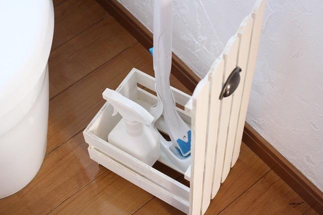 子育てサイト『いこーよ』トイレ収納を100均リメイクで紹介中♪_f0023333_23002335.jpg