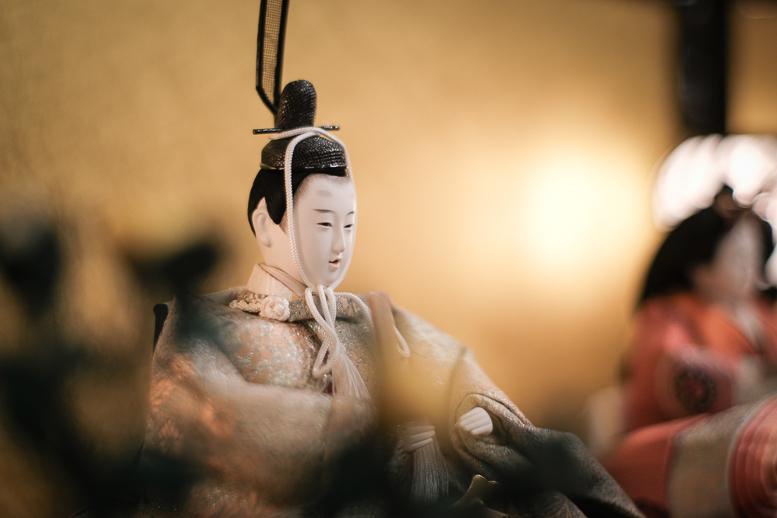昭和の和製レンズが見た雛人形_f0265234_22002491.jpg