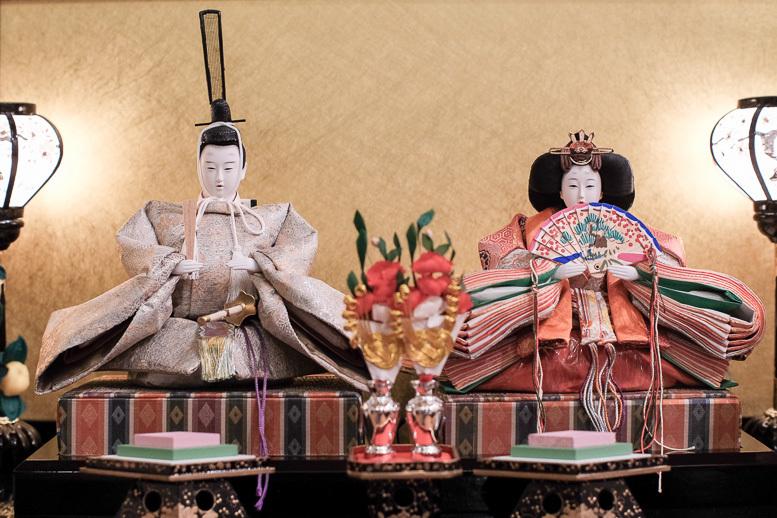 昭和の和製レンズが見た雛人形_f0265234_22004724.jpg