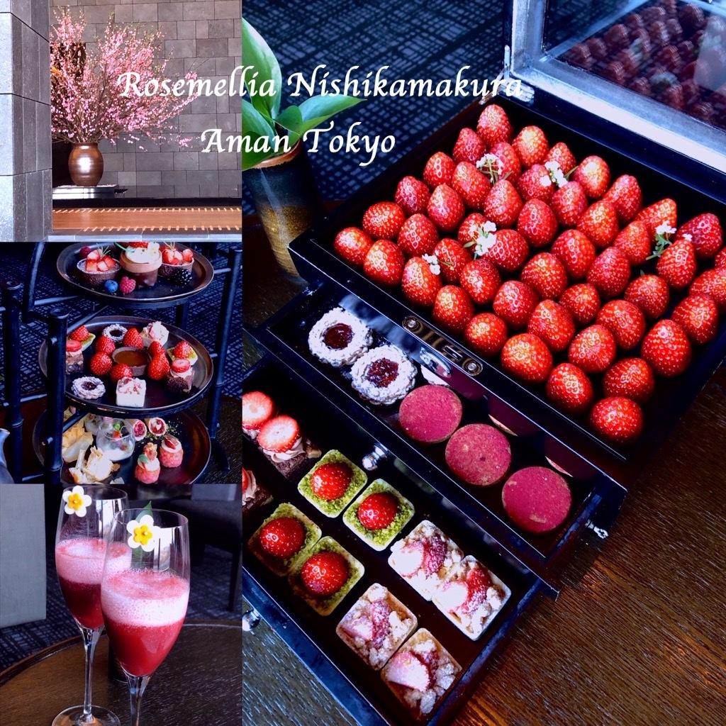 AMAN Tokyo アフタヌーンティ_d0078355_09230266.jpg