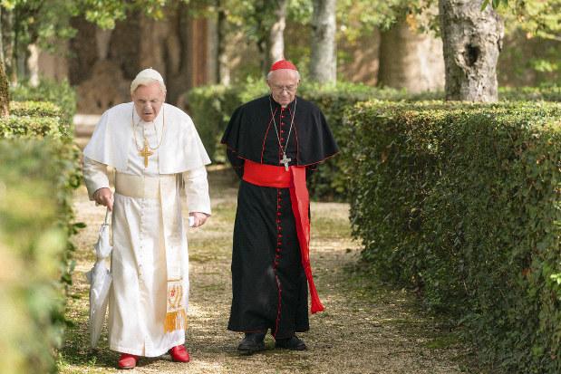久々の投稿:「2人のローマ教皇」_a0087957_10232267.jpg