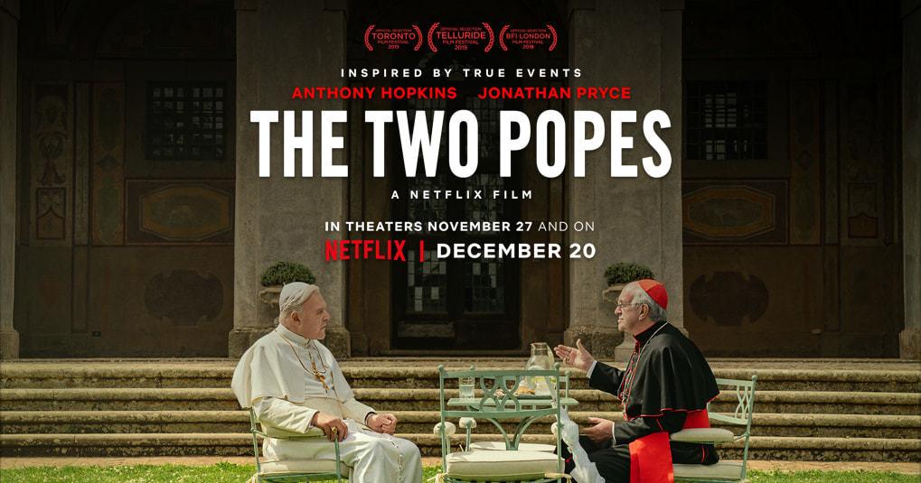 久々の投稿:「2人のローマ教皇」_a0087957_10232887.jpg