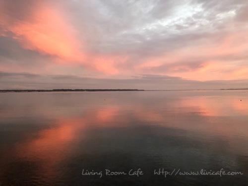 奥浜名湖便り 湖面に映る空_e0040957_23433220.jpeg