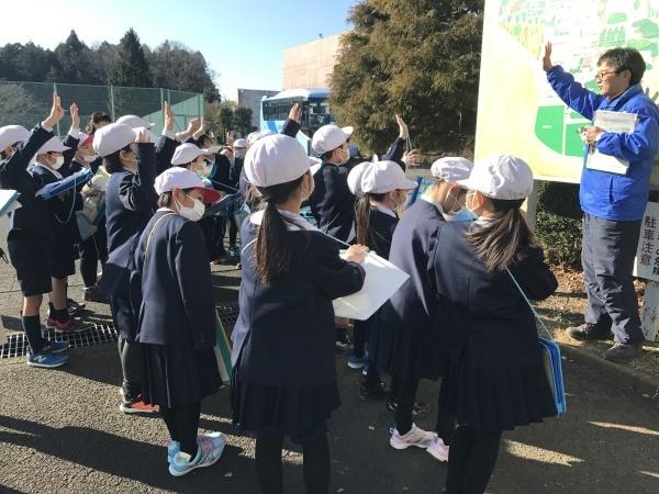 茨城町立葵小学校2年生が茨城県立農業大学校を探検!_f0232567_14555483.jpg