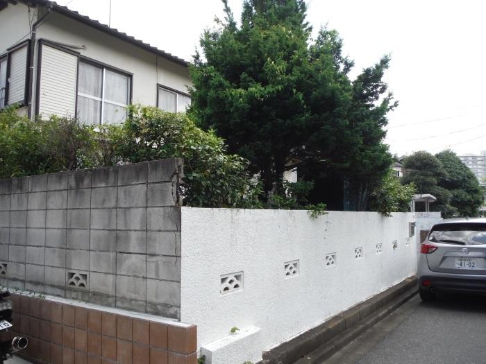 駐車場、屋根、玄関、室内 ~ リフォーム箇所は。_d0165368_03504515.jpg