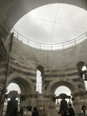 ピサの斜塔に上る:2020冬_a0136671_03122465.jpeg