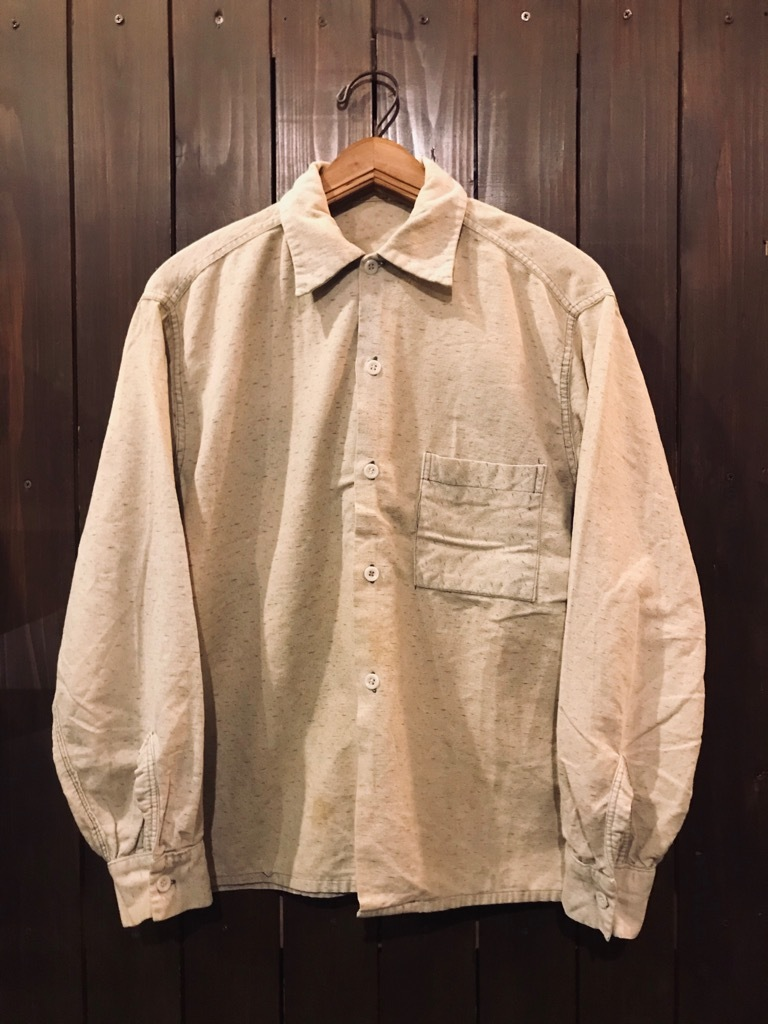マグネッツ神戸店 3/4(水)Vintage入荷! #7 Vintage Shirt!!!_c0078587_15510919.jpg