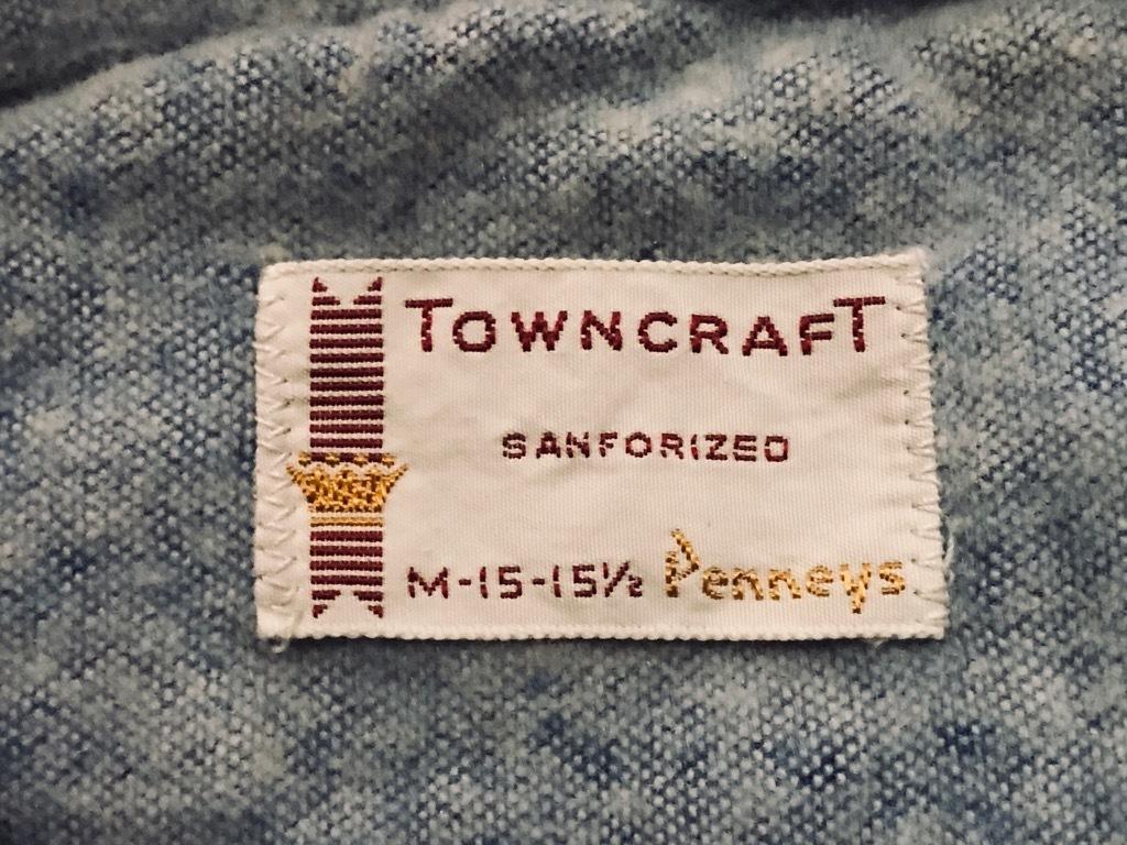 マグネッツ神戸店 3/4(水)Vintage入荷! #7 Vintage Shirt!!!_c0078587_15523279.jpg