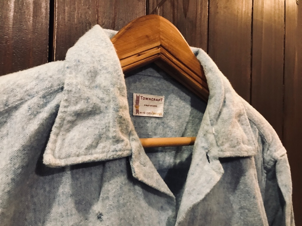 マグネッツ神戸店 3/4(水)Vintage入荷! #7 Vintage Shirt!!!_c0078587_15523289.jpg
