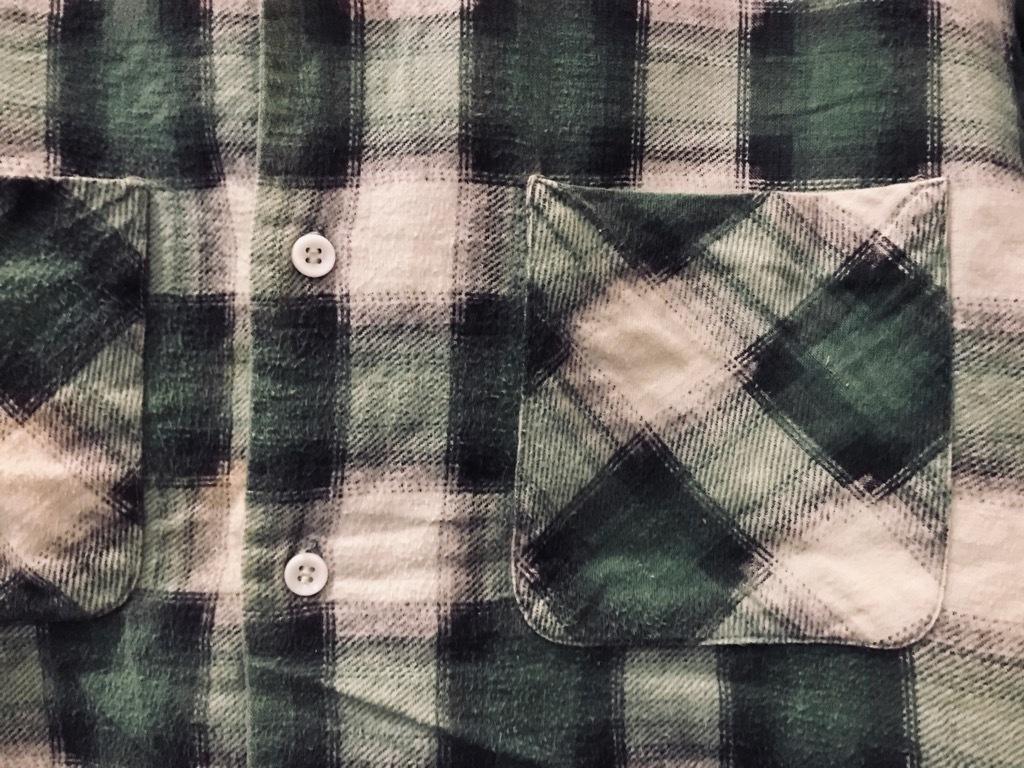 マグネッツ神戸店 3/4(水)Vintage入荷! #7 Vintage Shirt!!!_c0078587_15533055.jpg