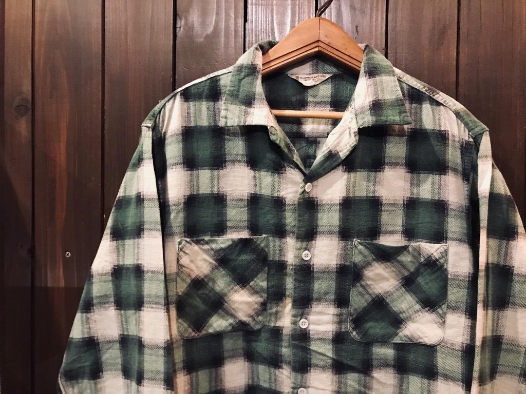 マグネッツ神戸店 3/4(水)Vintage入荷! #7 Vintage Shirt!!!_c0078587_15533133.jpg