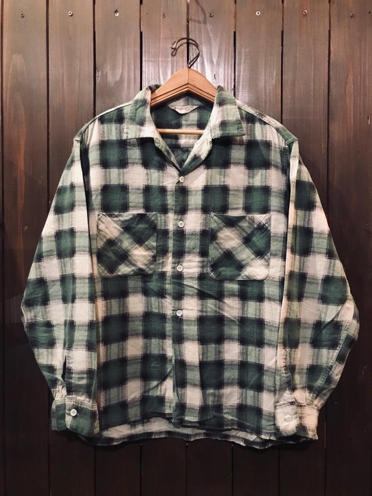 マグネッツ神戸店 3/4(水)Vintage入荷! #7 Vintage Shirt!!!_c0078587_15533157.jpg
