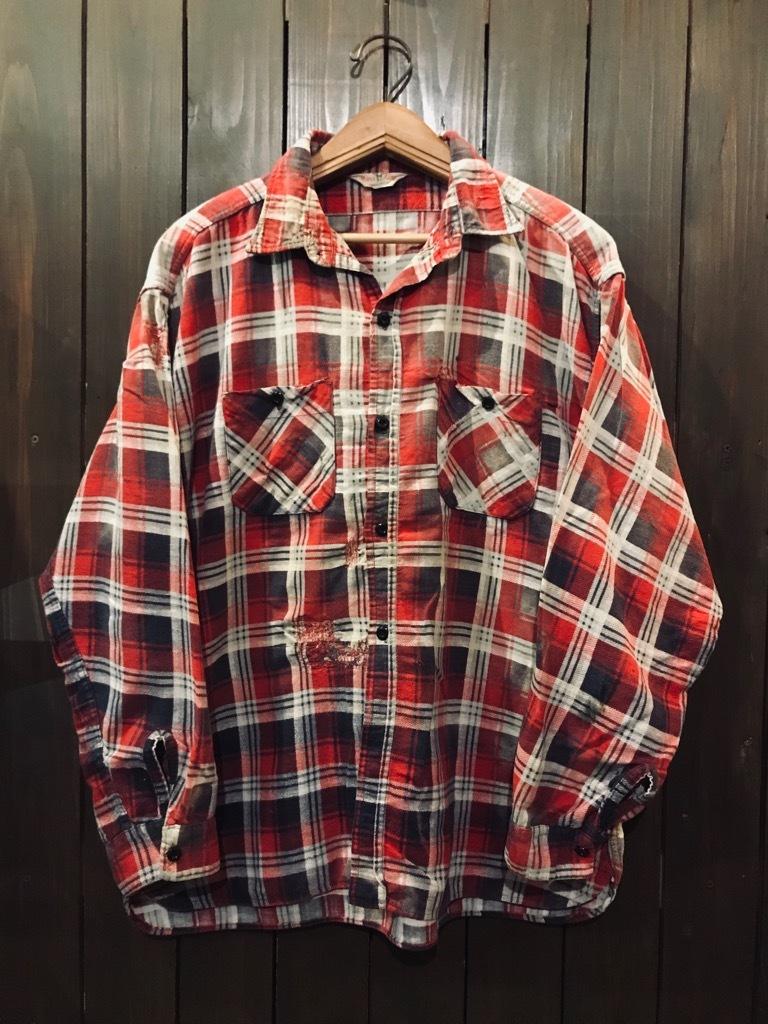 マグネッツ神戸店 3/4(水)Vintage入荷! #7 Vintage Shirt!!!_c0078587_15541400.jpg