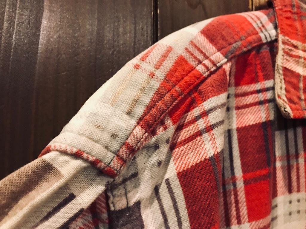 マグネッツ神戸店 3/4(水)Vintage入荷! #7 Vintage Shirt!!!_c0078587_15541511.jpg