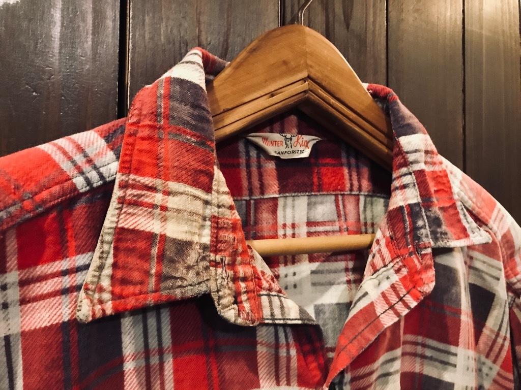 マグネッツ神戸店 3/4(水)Vintage入荷! #7 Vintage Shirt!!!_c0078587_15541569.jpg