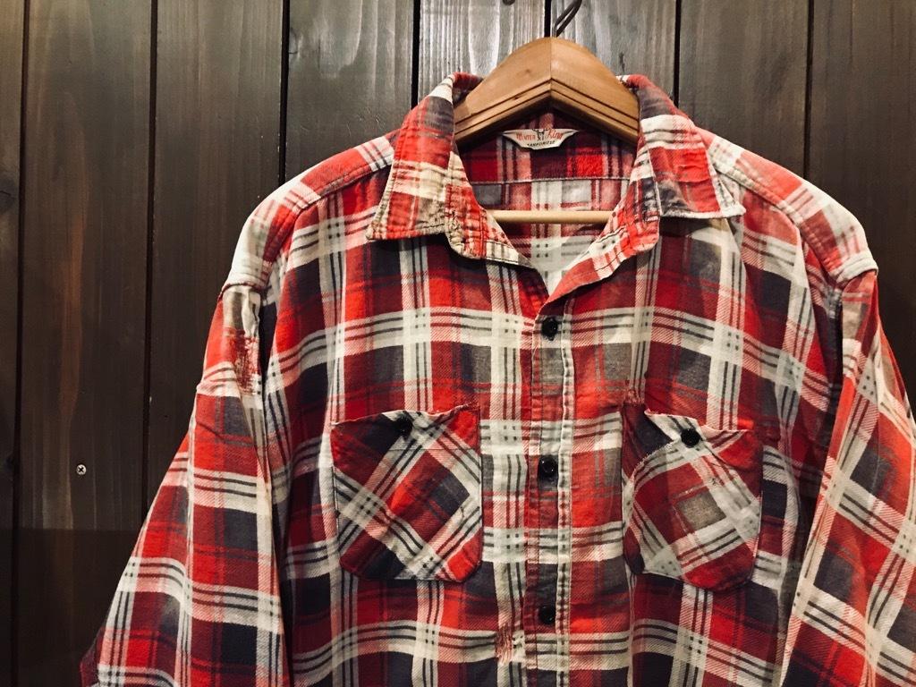 マグネッツ神戸店 3/4(水)Vintage入荷! #7 Vintage Shirt!!!_c0078587_15541598.jpg