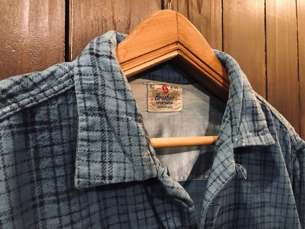 マグネッツ神戸店 3/4(水)Vintage入荷! #7 Vintage Shirt!!!_c0078587_15550742.jpg