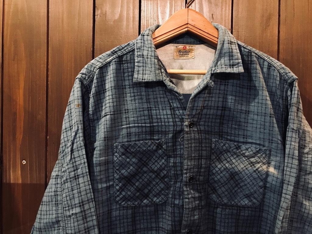マグネッツ神戸店 3/4(水)Vintage入荷! #7 Vintage Shirt!!!_c0078587_15550791.jpg