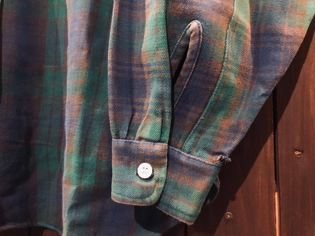 マグネッツ神戸店 3/4(水)Vintage入荷! #7 Vintage Shirt!!!_c0078587_15562958.jpg