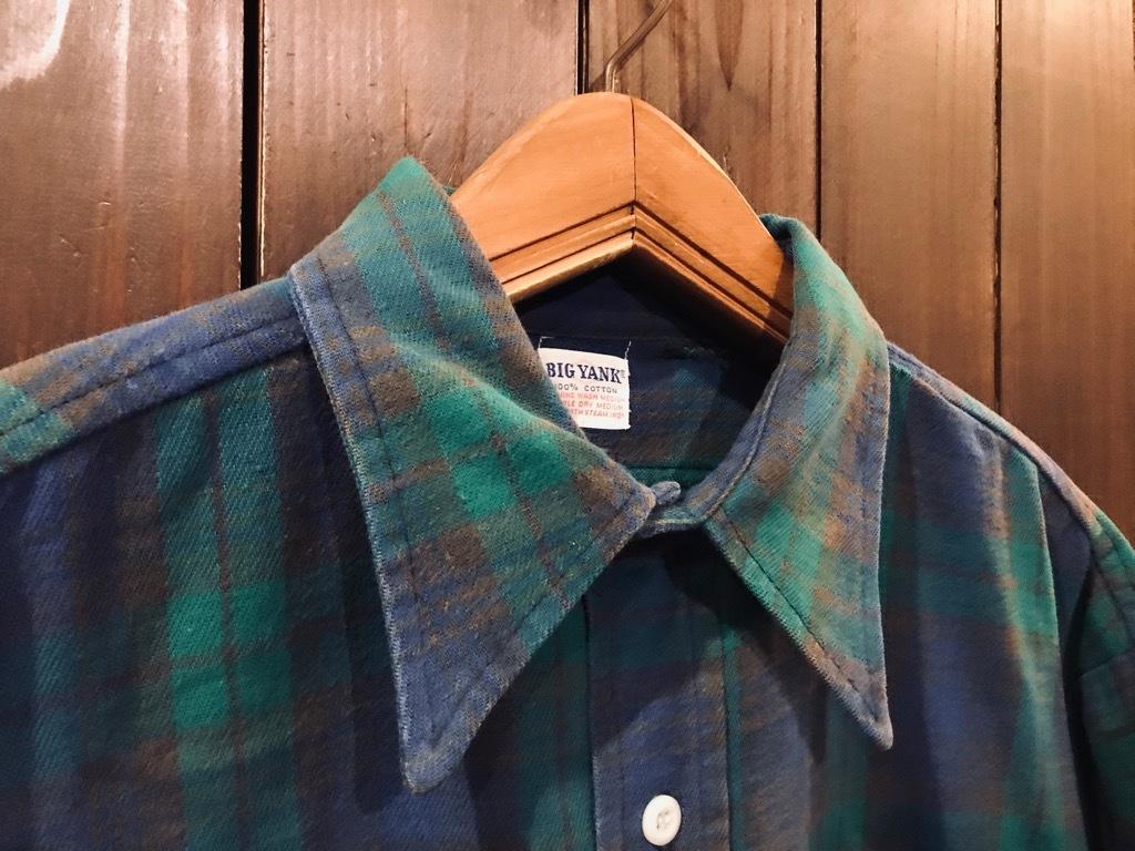 マグネッツ神戸店 3/4(水)Vintage入荷! #7 Vintage Shirt!!!_c0078587_15562998.jpg