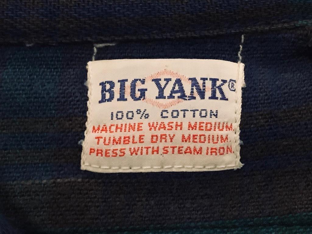 マグネッツ神戸店 3/4(水)Vintage入荷! #7 Vintage Shirt!!!_c0078587_15563069.jpg