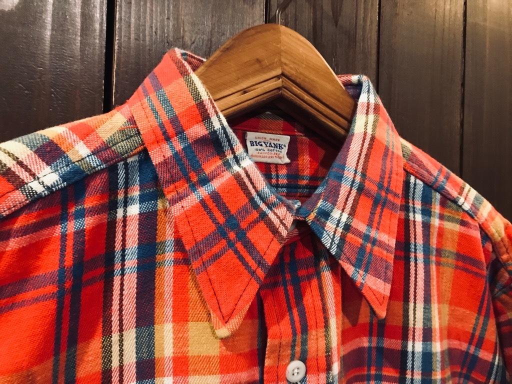 マグネッツ神戸店 3/4(水)Vintage入荷! #7 Vintage Shirt!!!_c0078587_15565223.jpg