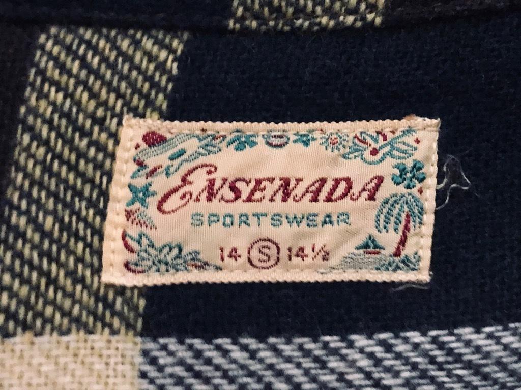 マグネッツ神戸店 3/4(水)Vintage入荷! #7 Vintage Shirt!!!_c0078587_16023870.jpg