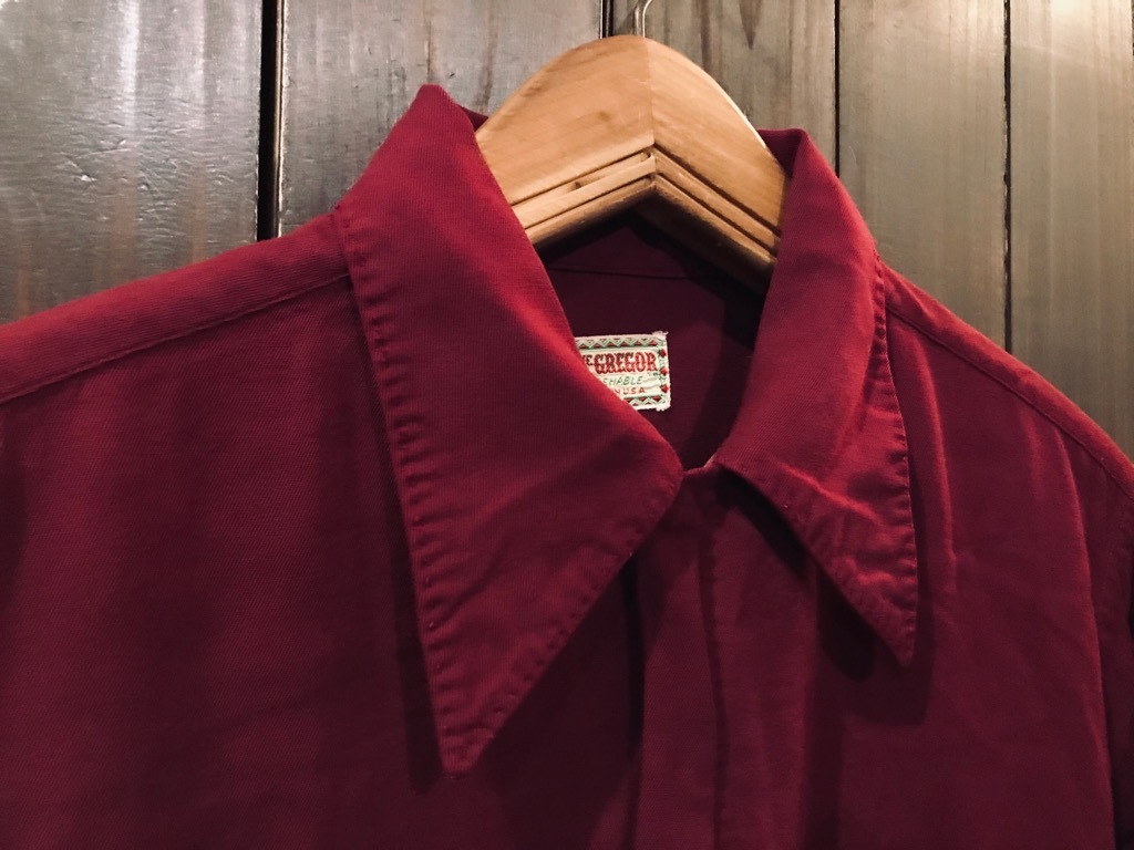 マグネッツ神戸店 3/4(水)Vintage入荷! #7 Vintage Shirt!!!_c0078587_16032293.jpg