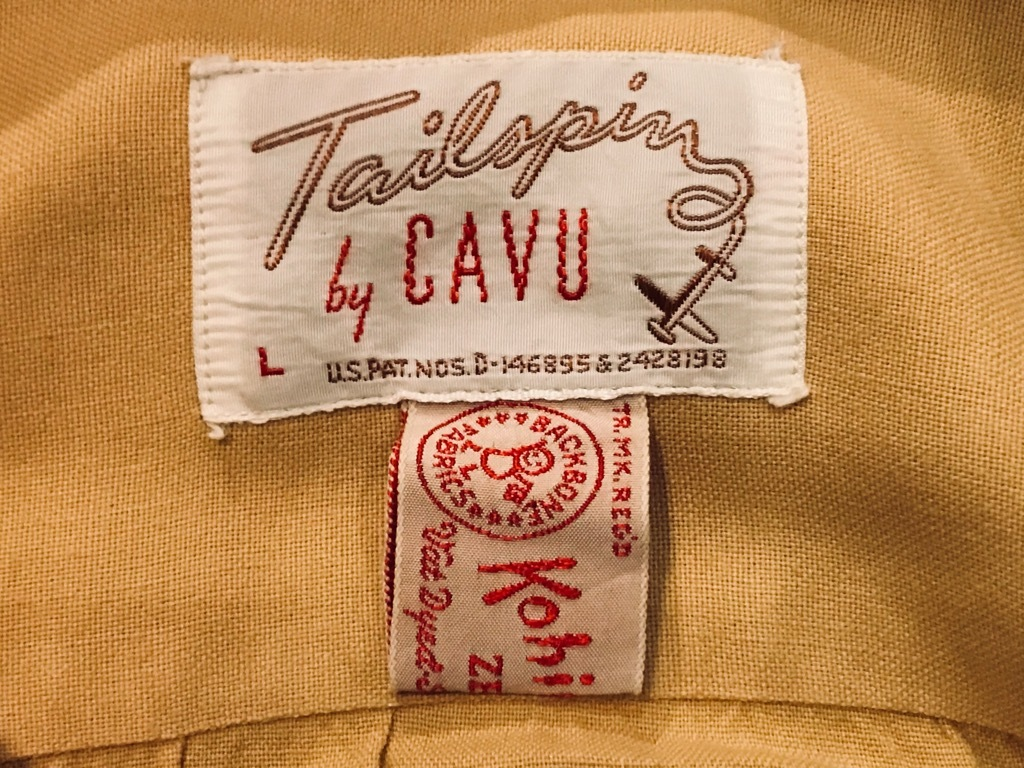 マグネッツ神戸店 3/4(水)Vintage入荷! #7 Vintage Shirt!!!_c0078587_16053189.jpg