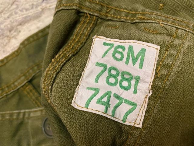 3月7日(土)マグネッツ大阪店スーペリア入荷!!#1 U.S.Navy & EuroMilitary編! G-1 & CombatSmock!!_c0078587_16303645.jpg