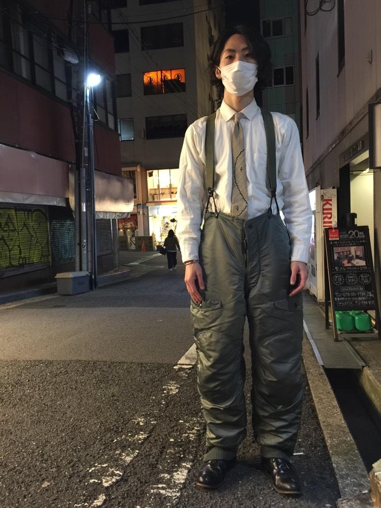 マグネッツ神戸店 3/4(水)Vintage入荷! #8 Military Item Part3!!!_c0078587_21291129.jpg