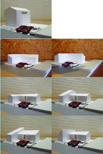 ボリューム模型検討中_a0117794_13411650.jpg