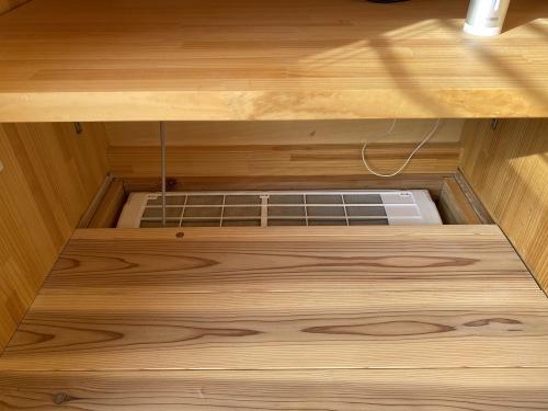 床下エアコン送風モード_e0054299_11033396.jpg
