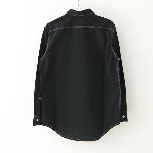 DANTON [ダントン] M\'s SELVAGE SHEETING SHIRTS [JD-3740 VTC] セルビアージ・シーティング・・ワークシャツ MEN\'S/LADY\'S _f0051306_15051739.jpg